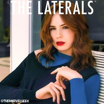 Karen Gillan for The Laterals • • [enjoy this simple scrap] • • • #marvel #mcu #karengillan #nebula #avengers #guardiansofthegalaxy…
