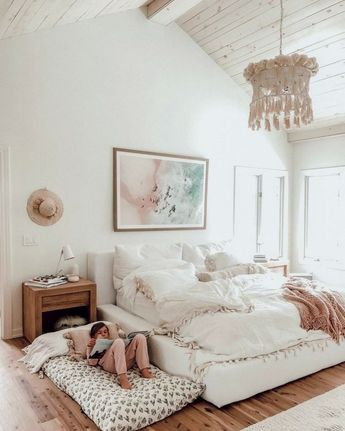 34+ best bedroom rug ideas and design 14