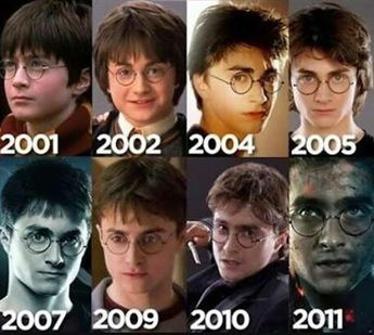 What year is your favourite?  #repost #harrypottercast