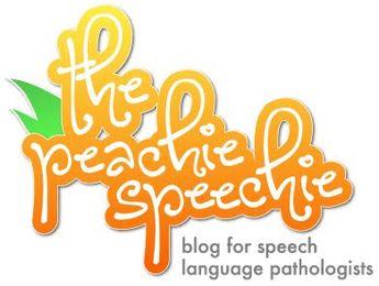the peachie speechie