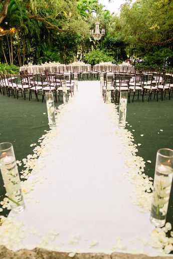 Coconut Grove Wedding from Sugar(ed) Event Design and Planning