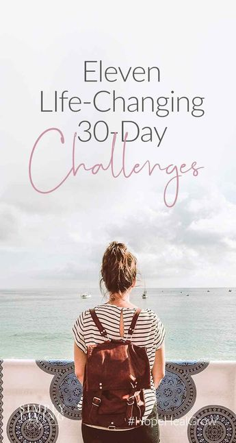 11 Life-Changing 30-Day Challenges Worth Trying