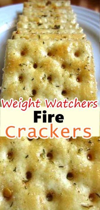 Fire Crackers – Weight Watchers Recipes