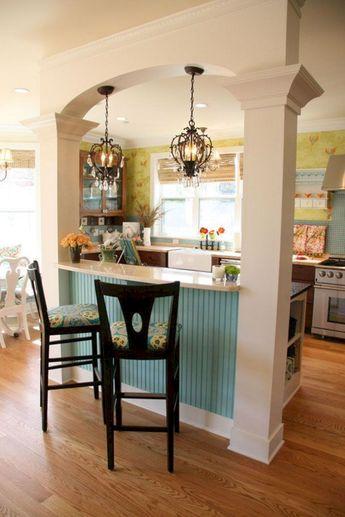 60+ Awesome Kitchen Countertop Bar Designs Ideas For Your Elegant Kitchen / FresHOUZ.com