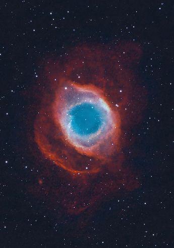 Fiery Eye of God