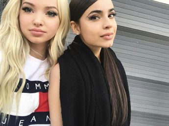 Sofia Carson And Dove Cameron Are Teaming Up On A New Project