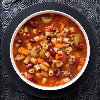 17 Savory Soup Recipes