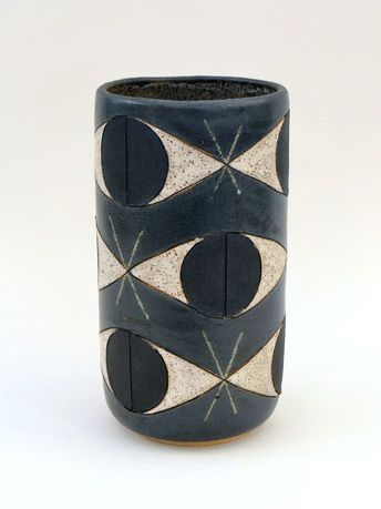 Totem Vase || Matthew Wards studio