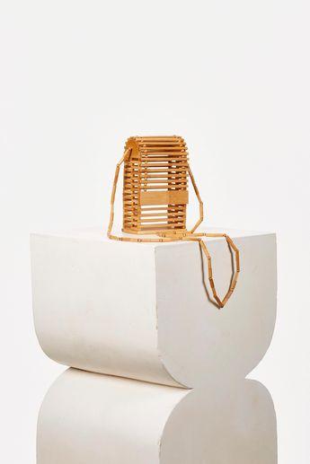 Sylva Bag - Natural $158.00
