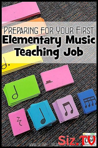 Preparing for Your First Elementary Music Teaching #Chaos #Elementary #Job #Music #music_education #organized #preparing #ready #suggestions #Summer #teaching #Top