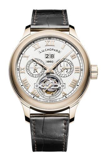 Chopard L.U.C 150 All-In-One 18K Rose Gold Men's Watch