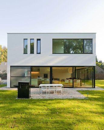 Photo - via ikgabouwen.knack.be ~ #architecture #house...