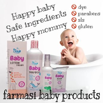 Farmasi US now has a New Baby line free from dyes,parabens, SLS, non GMO, not tested on animals, Phthalate free, silicone free, hypoallergenic and dermatology tested! Please check it out here : farmasius.com/christinatharpe sponsor code: 0074481.