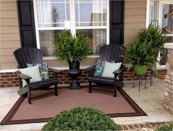 25 Beautiful Little Porch Decorating Ideas 2019