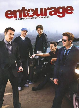 Details about Entourage: The Complete Seventh Season New DVD! Ships Fast