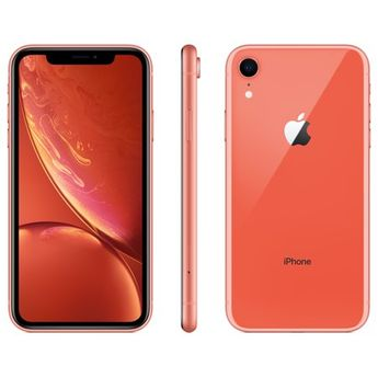 Total Wireless Apple iPhone XR w/64GB, Coral - Walmart.com