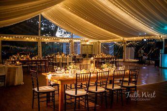Outdoor reception at GlenFoerd. Faith West Photography, Philadelphia wedding photographers<br /> Glen Foerd Mansion Weddings, Philadelphia<br /> Michael Bruce Florist Weddings Haddonfield, NJ<br /> Vera Wang Bridal Gowns<br /> Jamie Hollander Gourmet Foods Weddings