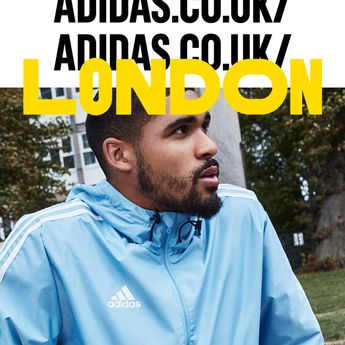 adidas X London. Styled by Londoners, for Londoners.