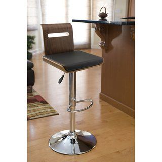 Cool Wade Logan Catina Modern Adjustable Height Swivel Bar Stool Gmtry Best Dining Table And Chair Ideas Images Gmtryco