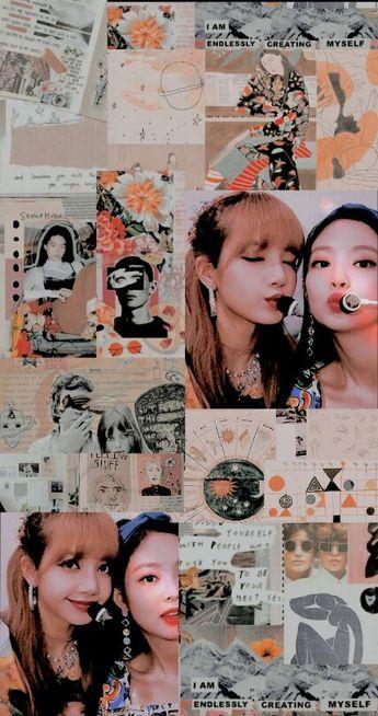 Blackpink Lisa Jisoo Rose Jennie Wallpaper Lockscreen Hd Fo