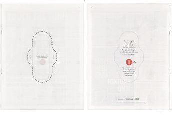Lürzer's Archive - Print Ad of the Week: Hey Girls