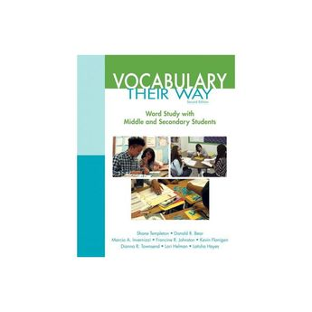 Words Their Way - 2 Edition (Paperback)