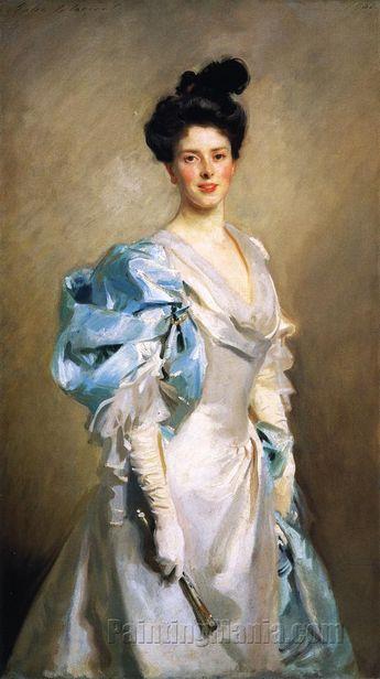 Mrs. Joseph Chamberlain