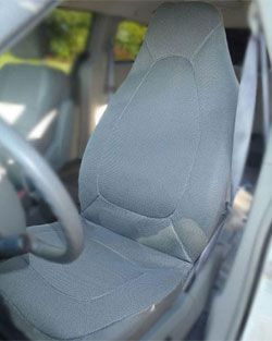 Deluxe Heated Seat Covers