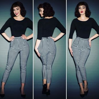 How to dress pin-up style – and where to get the pieces!
