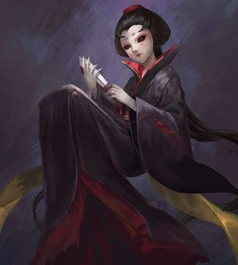 Recently shared identity v hunter geisha ideas & identity v hunter