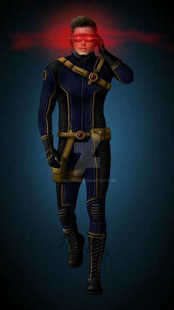 Cyclops MCU Costume by Hekatene