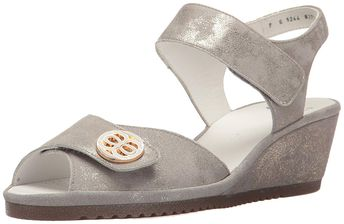 28003908b16 ara Women s Clara Wedge Sandal. Invigorating energy makes the clara sandal  a must have with