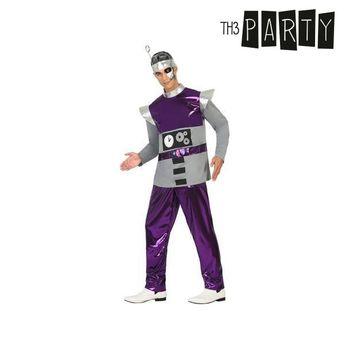 Strashop.com -|- Déguisement pour Adultes Th3 Party Robot