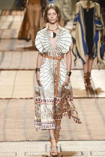 Etro Spring 2017 Ready-to-Wear Fashion Show