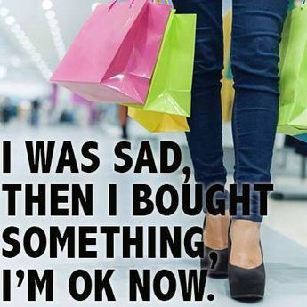 List of confessions of a shopaholic quotes retail therapy ...