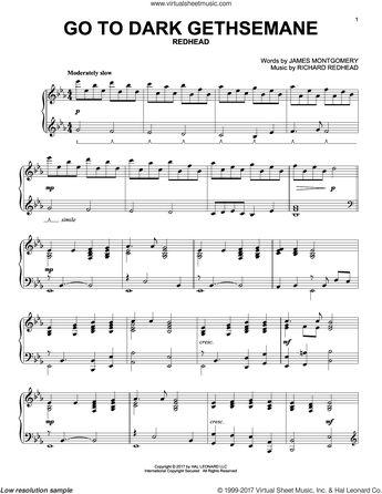 Recently shared gethsemane sheet music ideas & gethsemane sheet