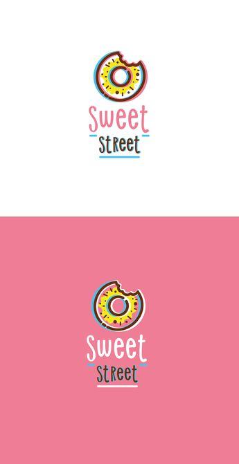 Sweet Street logo on Behance