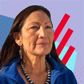Deb Haaland Is One of the First Native American Congresswomen—It Took Only Two Centuries