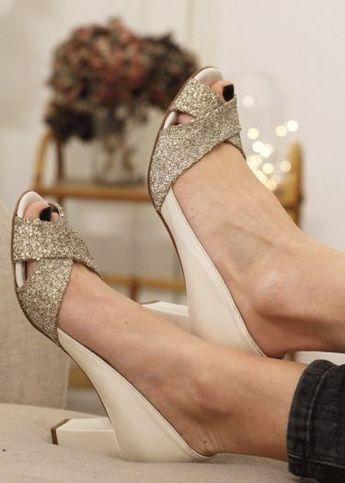 Ma sélection de chaussures de mariée | M comme Madame - nouveau blog mariage