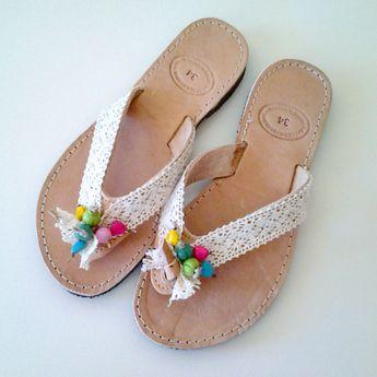 6dcb19cc0ec Kids Leather Sandals