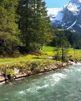 """I Am In Love With Nature ™ on Instagram: """"🍃The Beautiful Berner Oberland🌲🍃🌊🌊😍 ➖➖➖➖➖➖➖➖➖➖➖➖➖➖ 🌟Video By: @sennarelax 🌟 ➖➖➖➖➖➖➖➖➖➖➖➖➖➖ ⏩keep loving Nature❤⏪ 📲Send Your Pics to us!!…"""""""