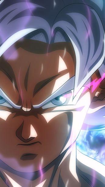 Free Ultra Instinct Goku Dragon Ball Anime desktop wallpaper. Free iPhone, Mobiles HD, wallpapers, images, pictures.