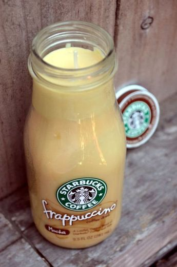 Starbucks Coffee Soy Candle