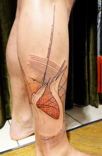 53070f66d Recently shared abstract watercolor tattoo geometry posts ideas ...