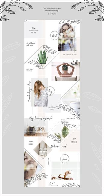 Fine Instagram Puzzle Template by AgataCreate on @creativemarket Fine Instagram Puzzle Template  The Instagram puzzles are so new, so that I want to explain it in some words to you: The mostly new editing way with a puzzle template is, that you have to edit only 1 Photoshop file. After you are ready with editing, preinstalled slices will make the final 27 posts. ❤ Affiliate ad link.