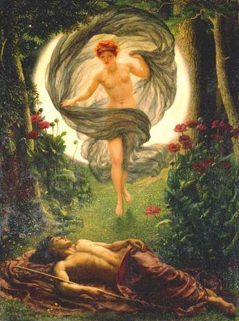Selene, Goddess of the Moon...