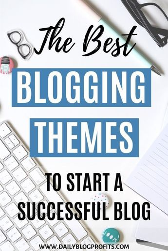 Check out 4 of the best blogging themes for WordPress, both free and paid templates, so you can star