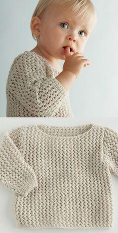 Sweet little sweater inspiration Más