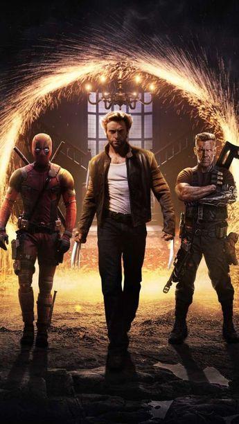 X Men Avengers iPhone Wallpaper Free – GetintoPik