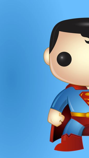Superman Pop Wall by fourte3n on DeviantArt